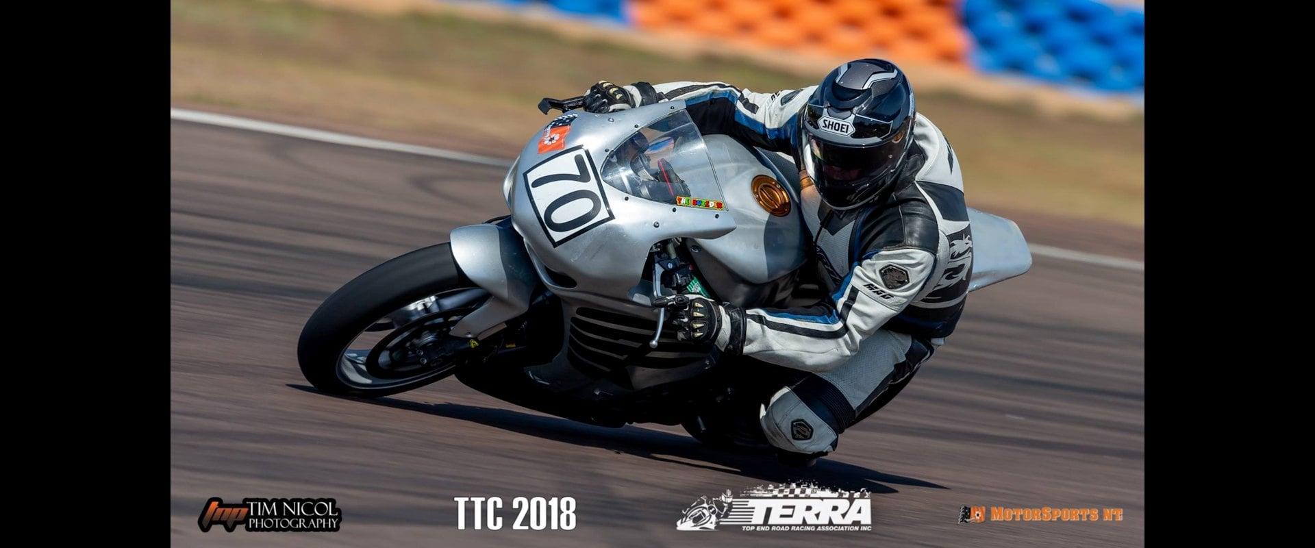 Andy TTC 2018
